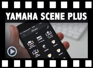 Yamaha SCENE Plus Funktion