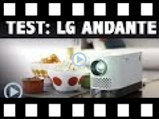 Test: LG Andante HF80J Laser Full HD Smart Beamer Vorstellung HF80JS