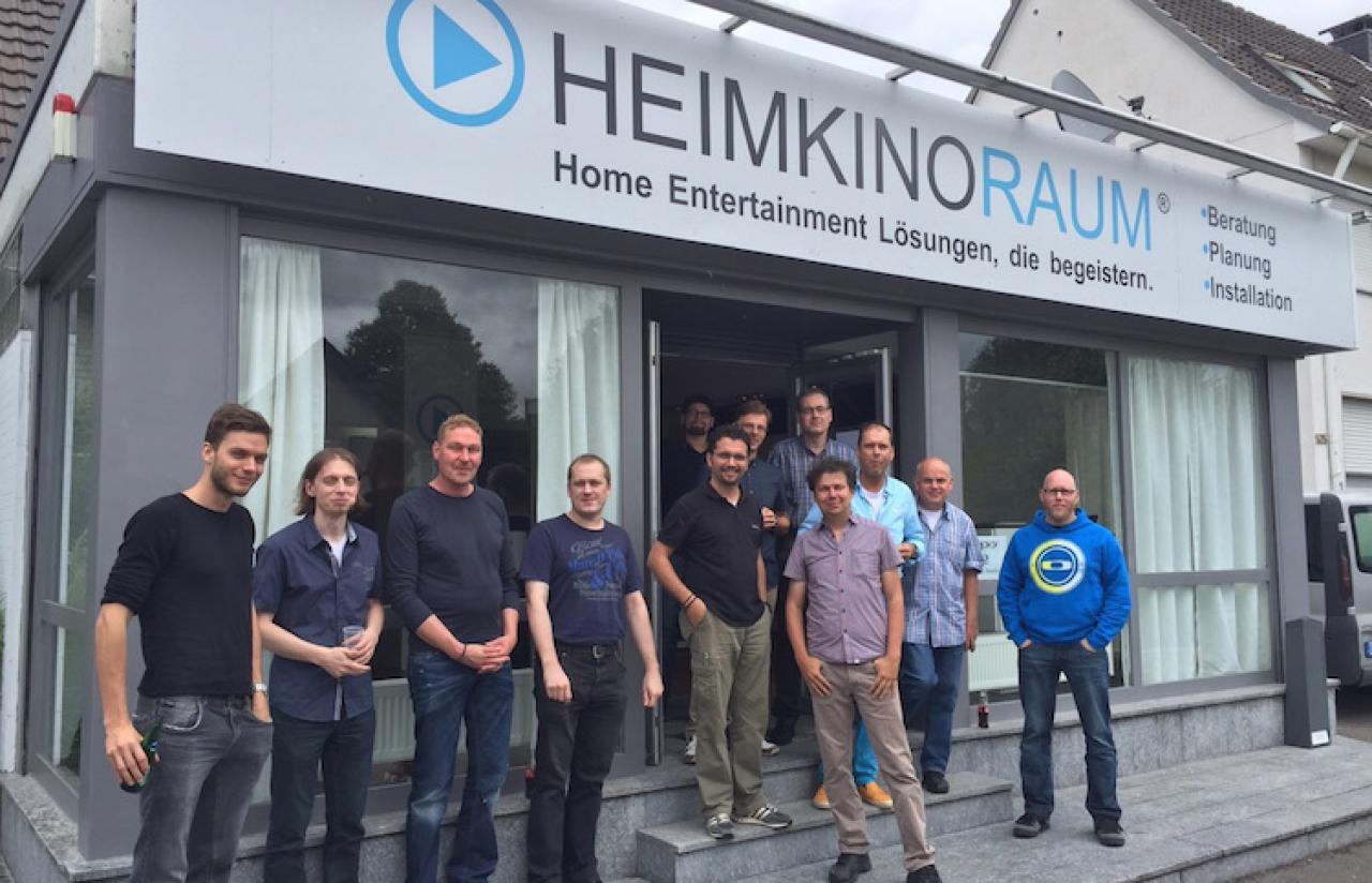 Heimkinoraum Köln heimkinoraum köln beamer kalibrier workshop