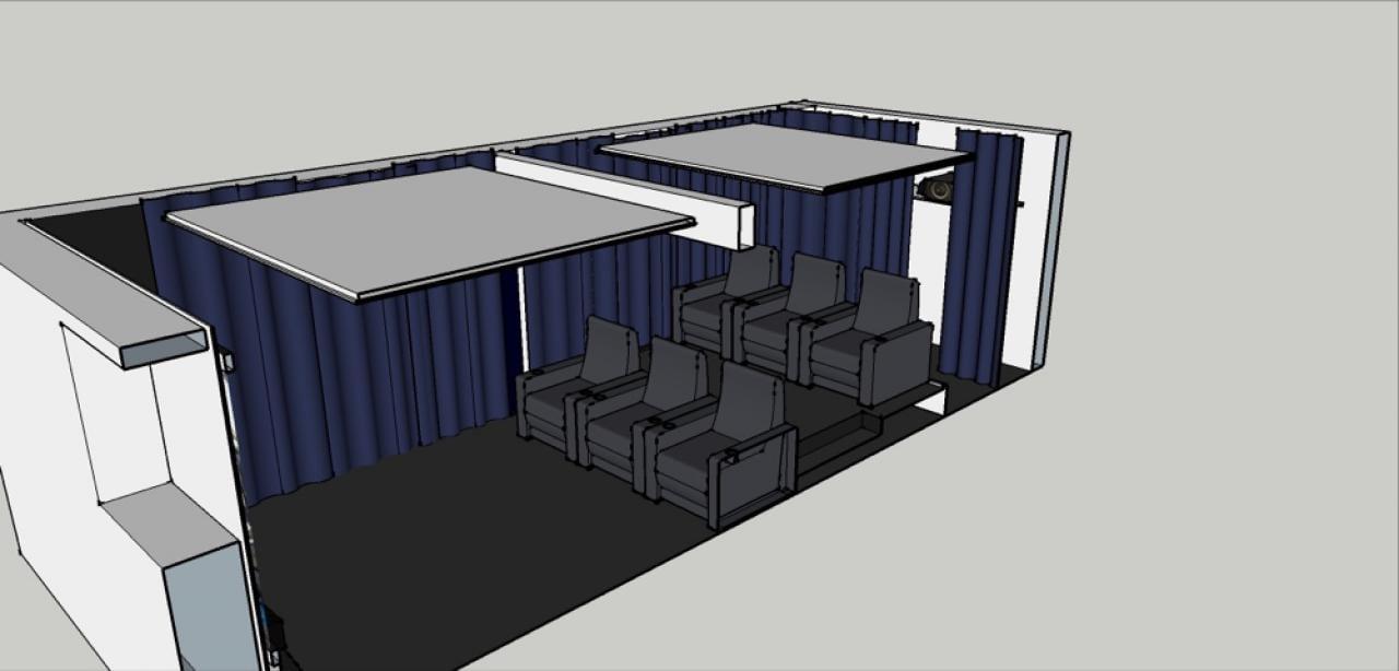3D-Planung - Darstellung der räumlichen Struktur