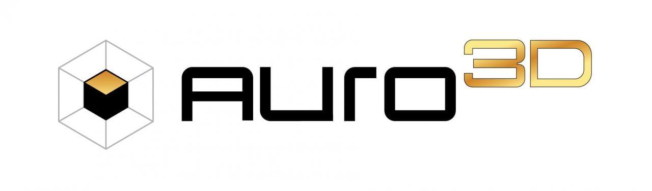 Auro 3D Logo 3D Sound