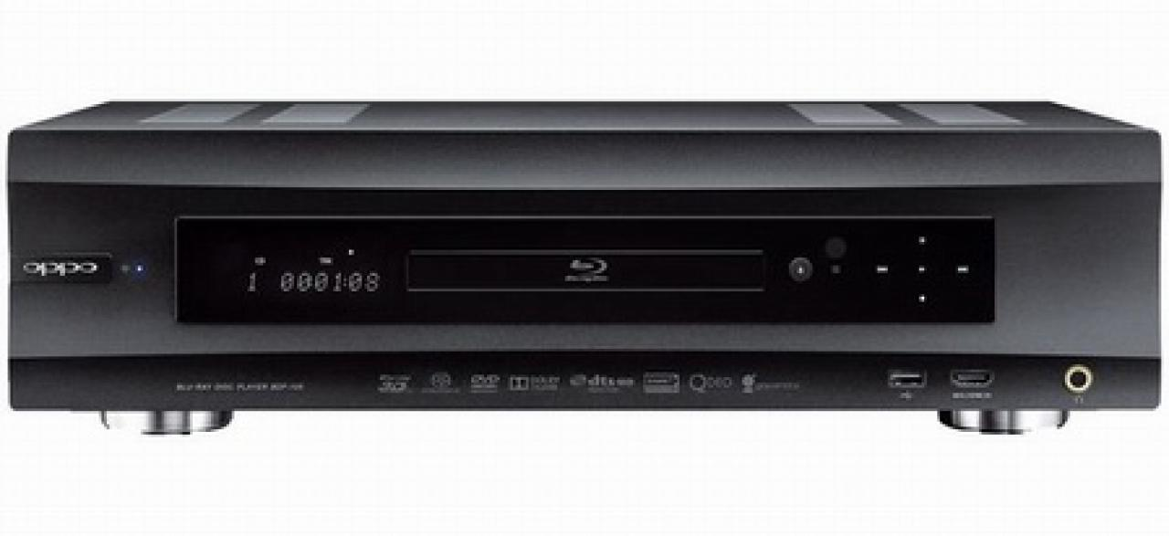 bester Blu-Ray Player Test