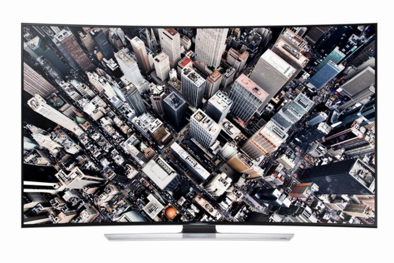 Samsung Flat TV HU8590 Test