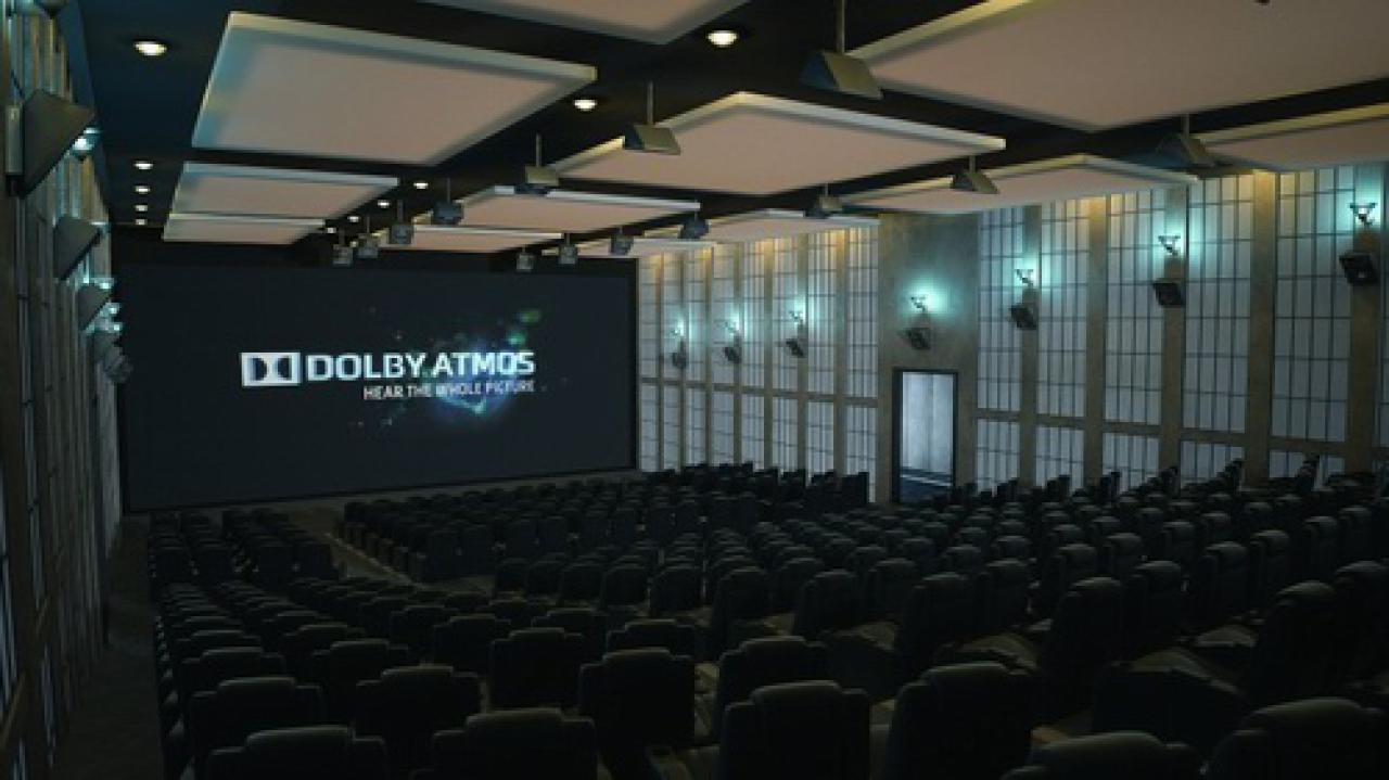 Dolby Surround Atmos