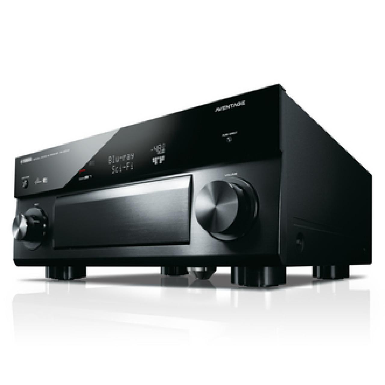 Yamaha AV Receiver Dolby Surround Atmos