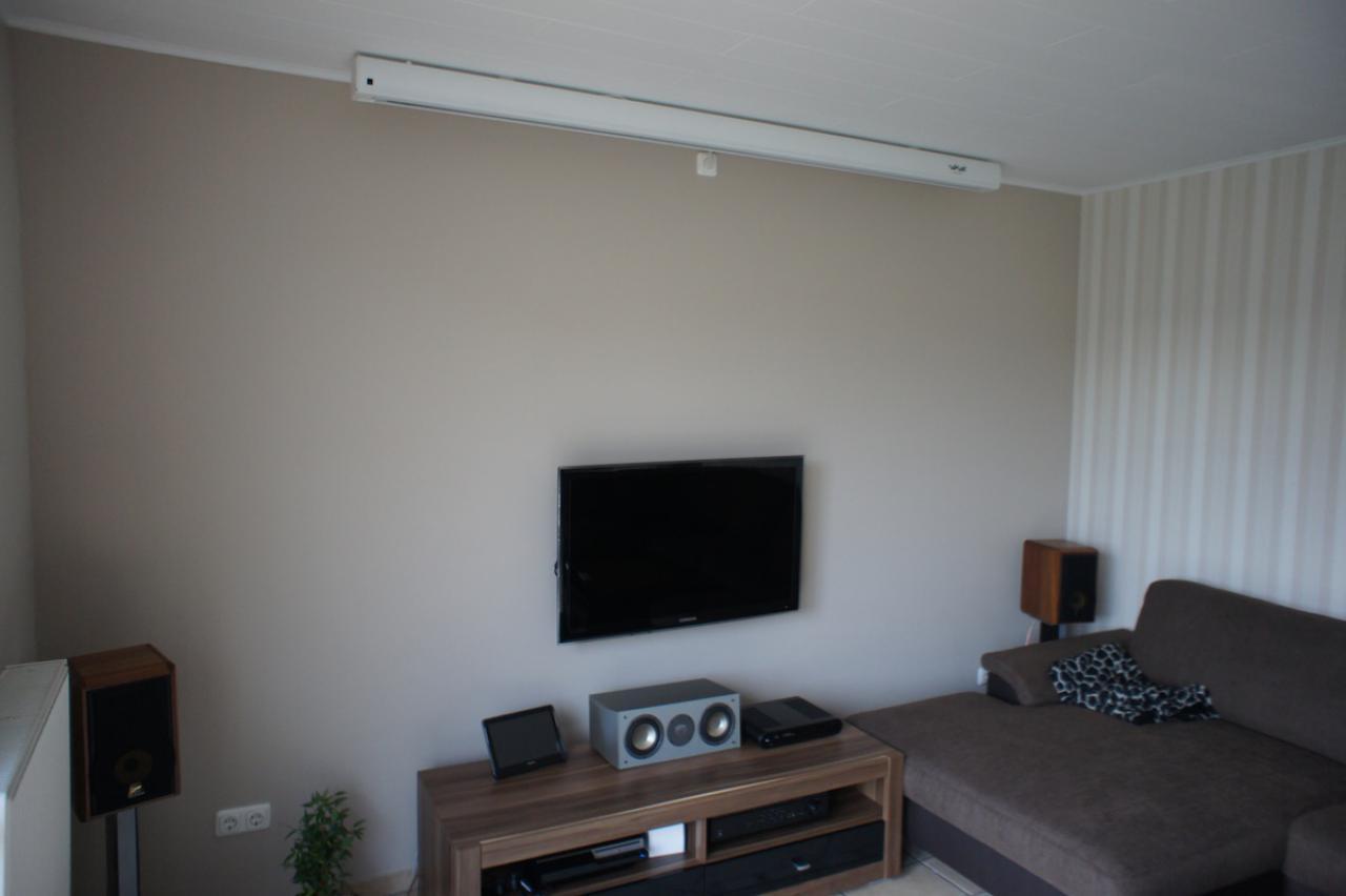 kabel heimkino verlegen kabel an decke verstecken kabel verstecken decke haus ideen. Black Bedroom Furniture Sets. Home Design Ideas