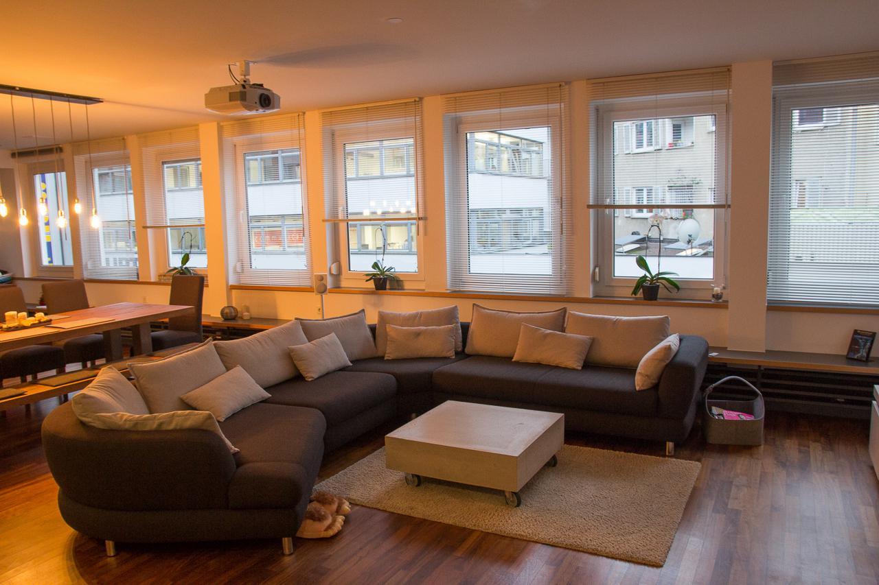 heimkino im wohnzimmer integrieren : Kundenwunsch Heimkino im ...