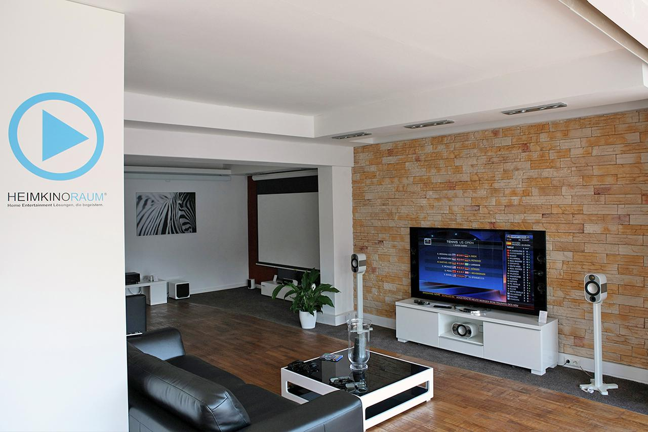 Heimkino Wohnraumlösung im Fachgeschäft Köln