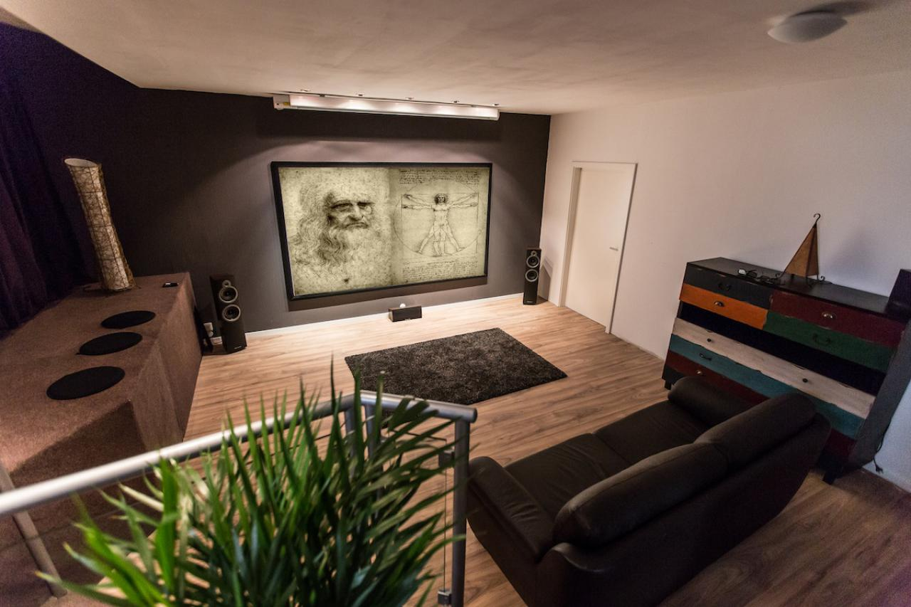 Full HD 2D 3D Beamer Und Mehr Heimkino Stuttgart Da Vinci