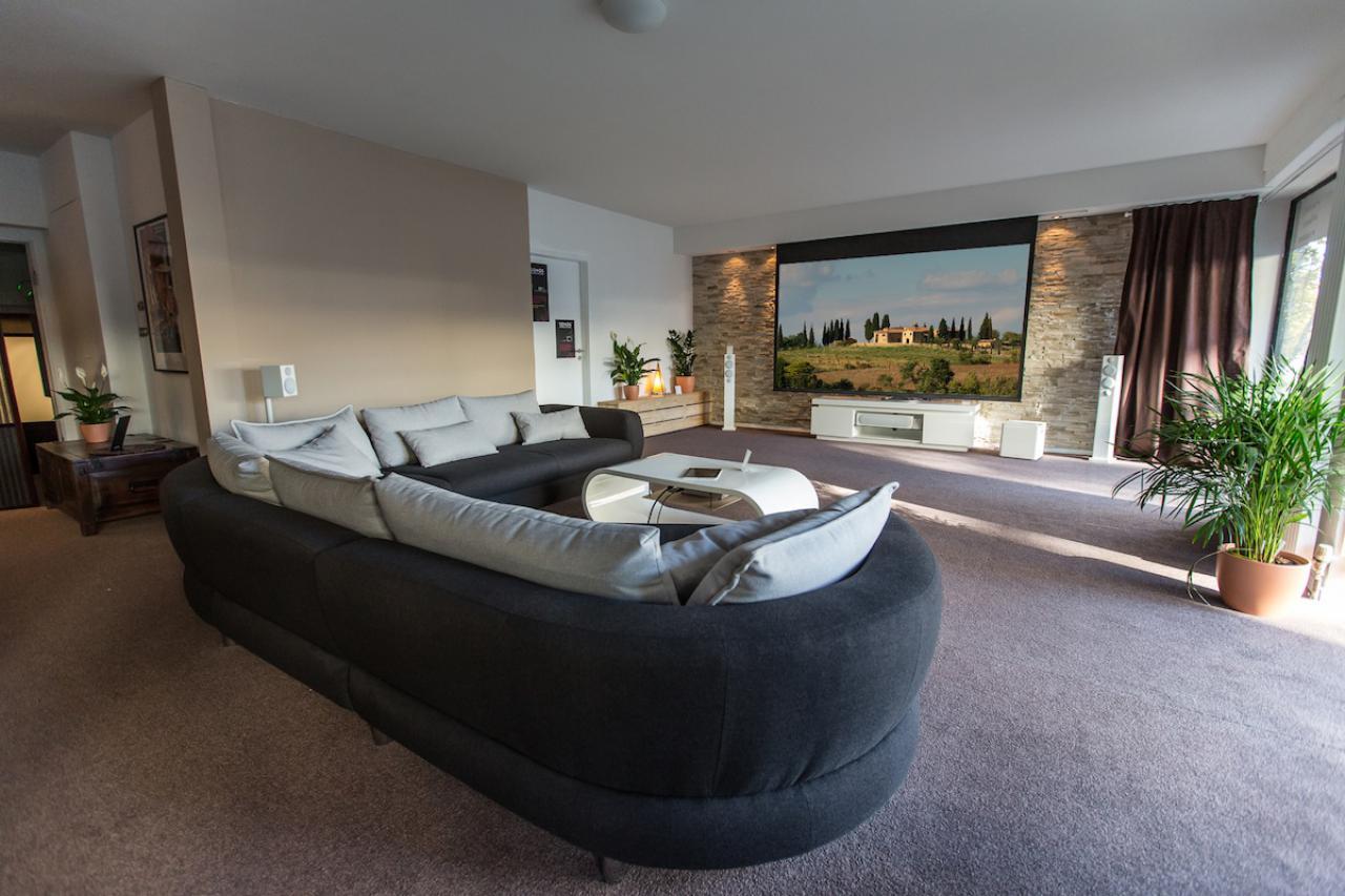 Sympathisch Heimkino Einrichten Dekoration Von Finest With Wohnzimmer
