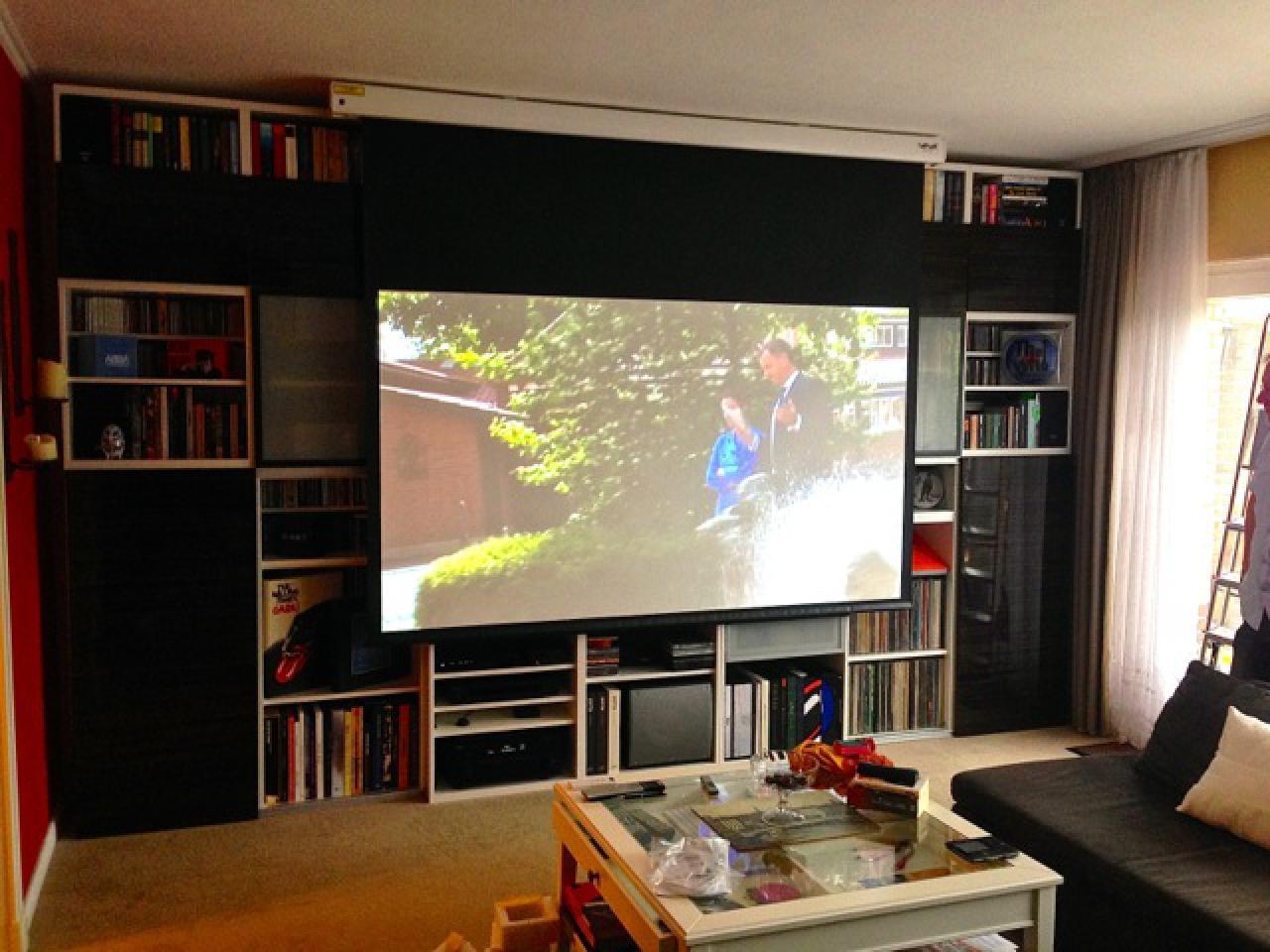 heimkino do it yourself heimkino selbst bauen. Black Bedroom Furniture Sets. Home Design Ideas