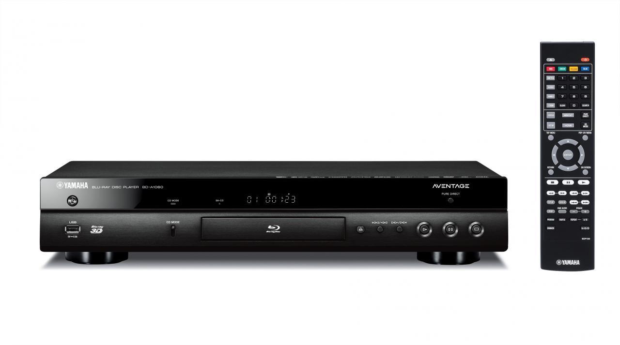 Yamaha BD-A1060 in schwarz