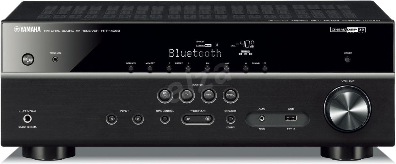 Yamaha HTR-4069 schwarz