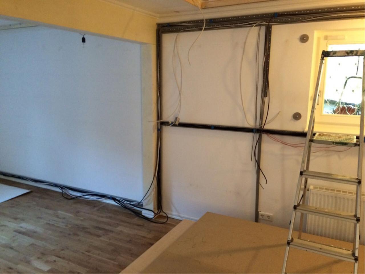 Kabel Installationen