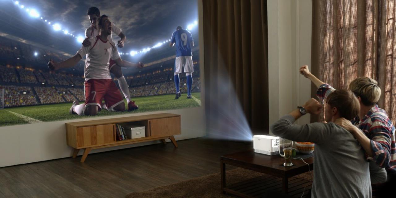 LEDFull HD 3D Beamer LG Andante HF80J