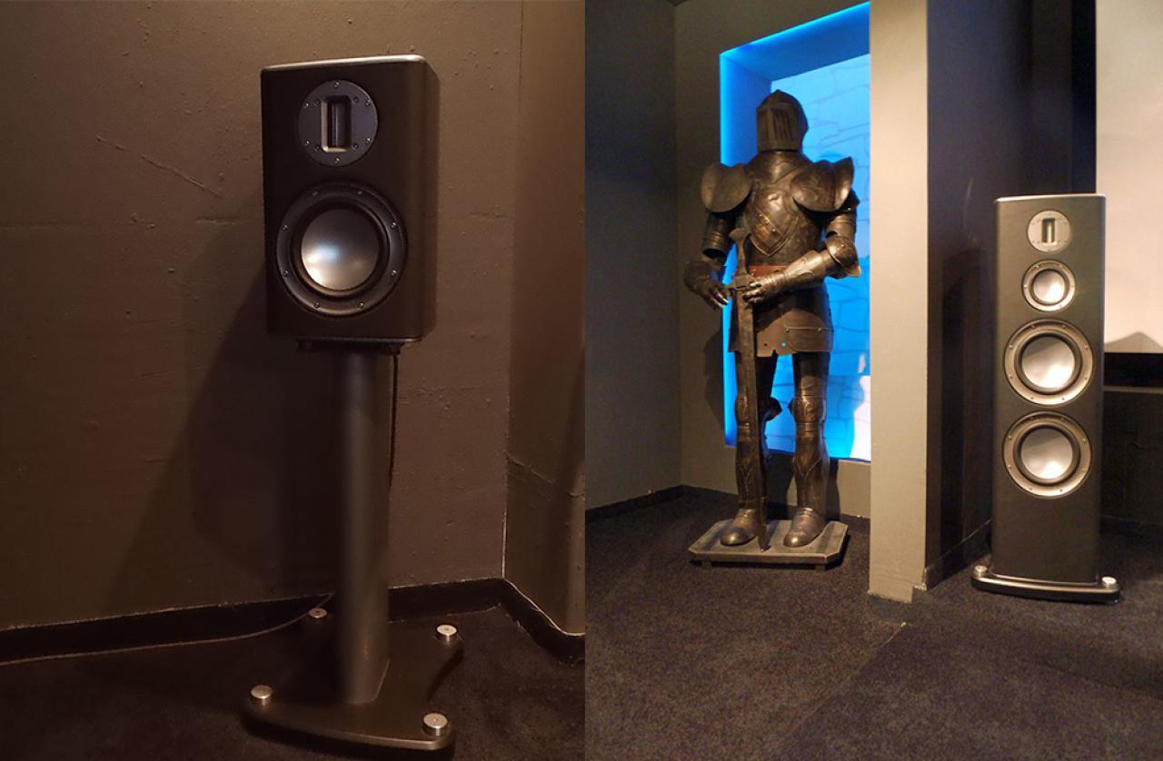 Lautsprecher neu alt