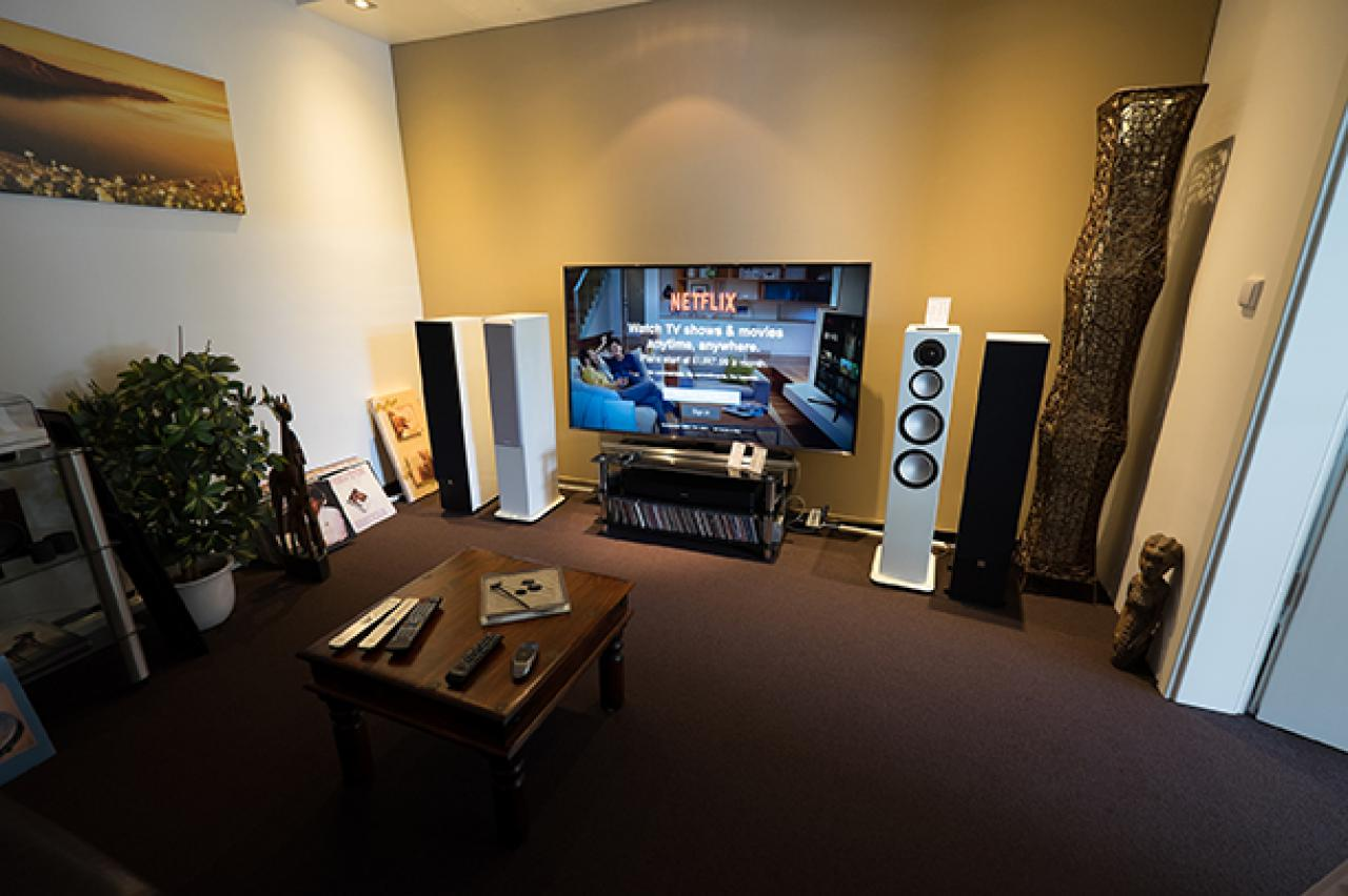 Stereo Installation
