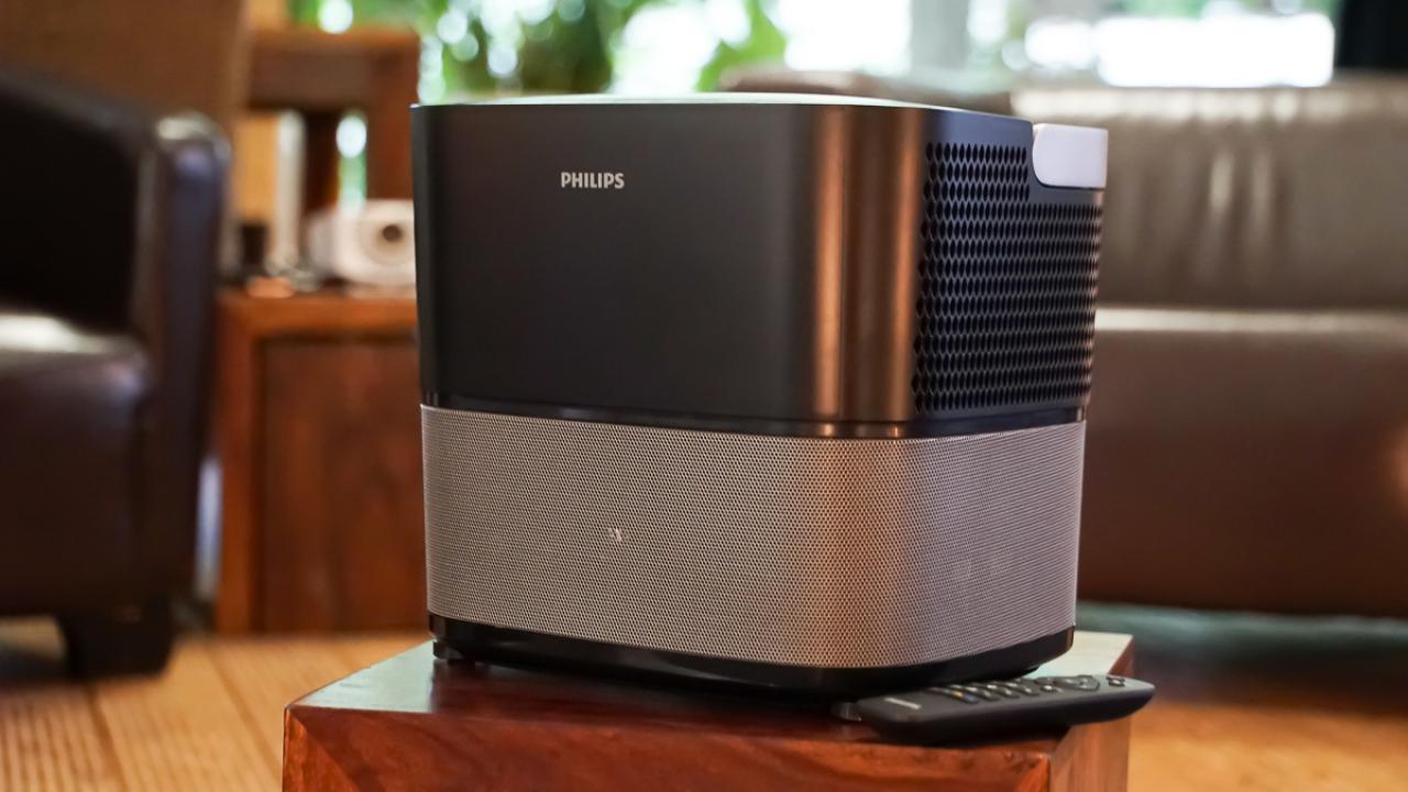 Kurzdistanz Beamer Philips HDP2510