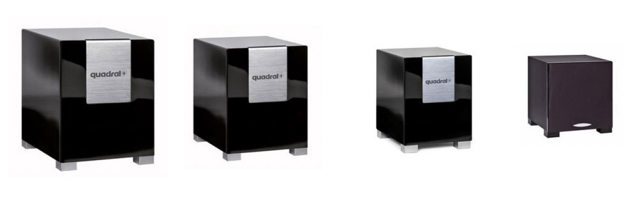 Quadral Qube Subwoofer