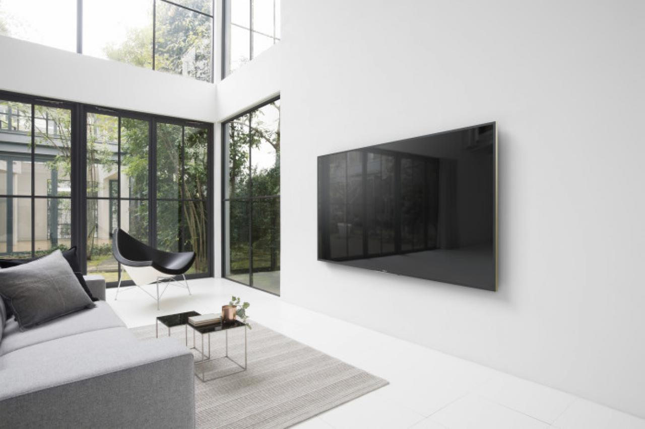 Sony Zd9 4k Hdr Fernseher Mit Android Tv