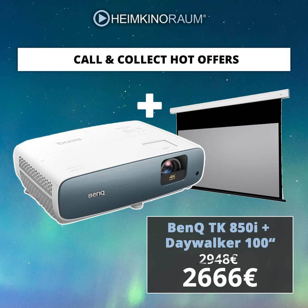 BenQ TK850i hot offers