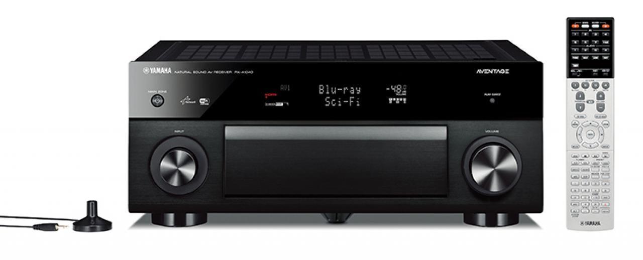 Yamaha AV-Receiver RX-A1040
