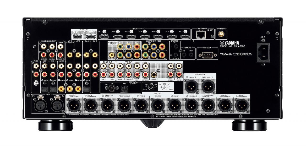 Yamaha High Resolution Music Enhancer