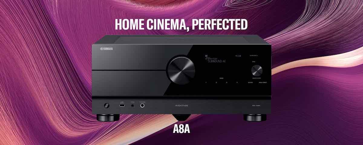 Yamaha RX-A8A AVENTAGE 11.2 Kanal AV-Receiver