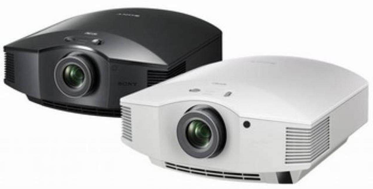 Sony VPL-HW45ES in weiß