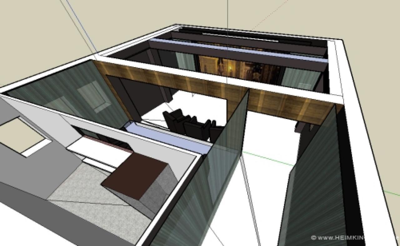 Heimkino und Multiroom Raumplanung in 2D und 3D.
