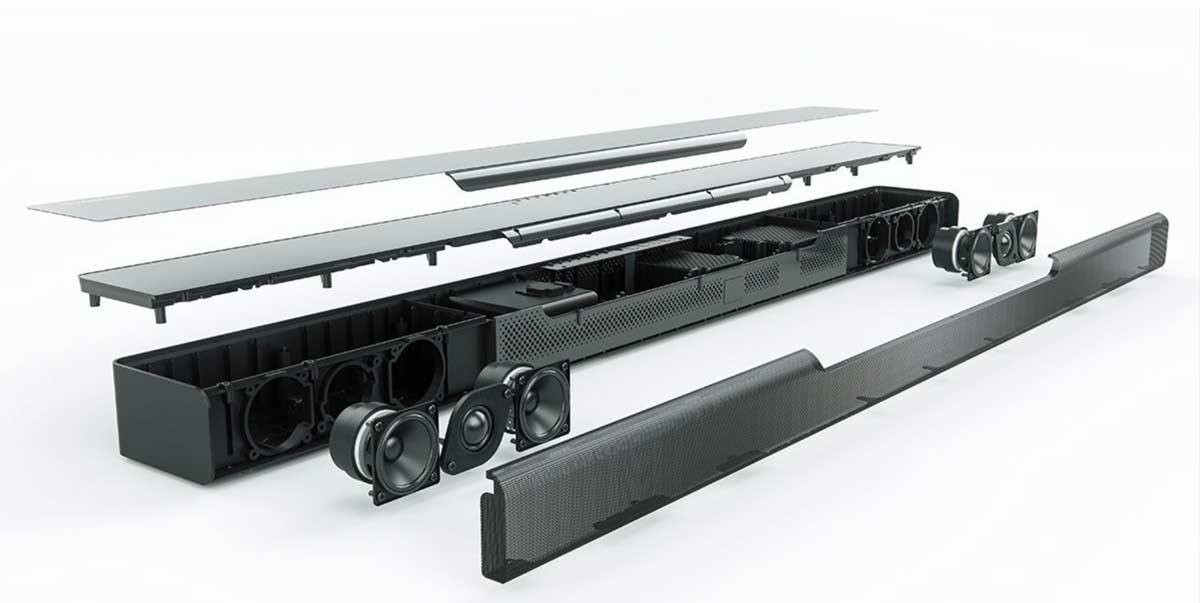 Yamaha Virtual Surround Sound Bar