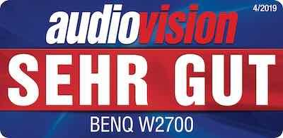 Testergebnis audiovision