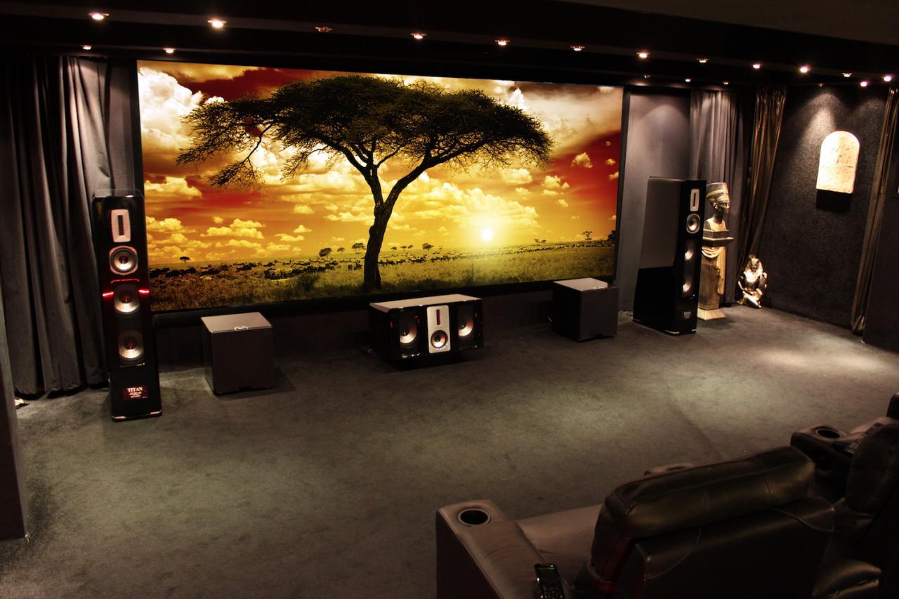 eine mediensteuerung f r ihr heimkino. Black Bedroom Furniture Sets. Home Design Ideas