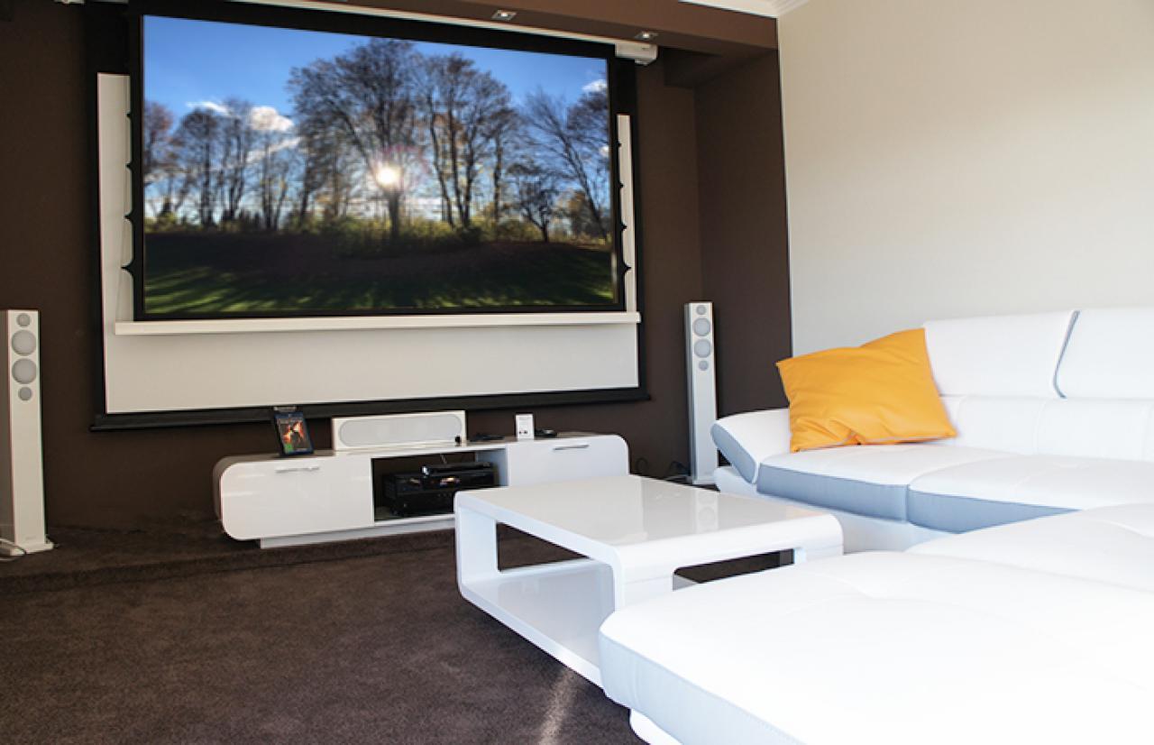 Heimkinoraum Bellagio Lounge Aachen