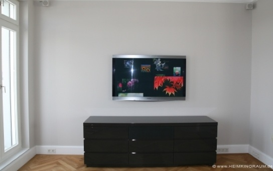 flat tv kabel verstecken interessante ideen. Black Bedroom Furniture Sets. Home Design Ideas