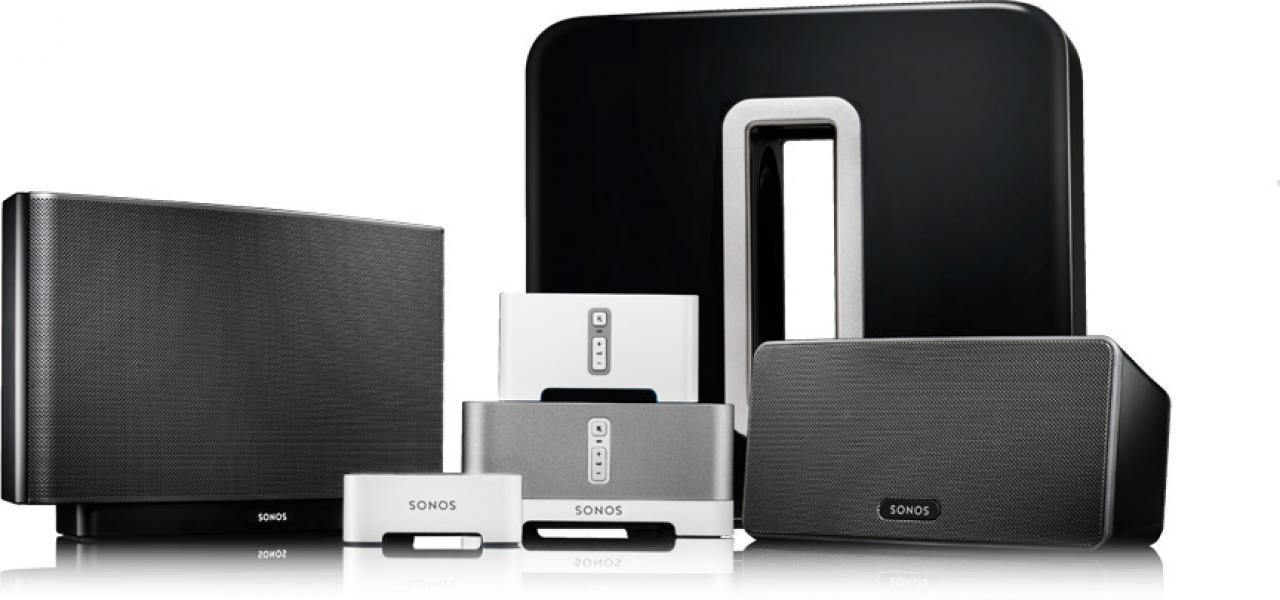 Getestete und empfohlene Multiroomsysteme bei Heimkinoraum. Steuern Sie wireless Musik und Video in allen Zimmern.