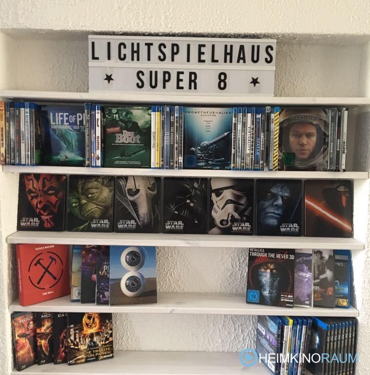 HEIMKINORAUM Berlin - Heimkino Super 8
