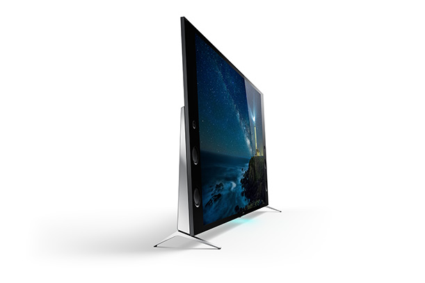 sony pr sentiert bravia fernseher mit android tv. Black Bedroom Furniture Sets. Home Design Ideas