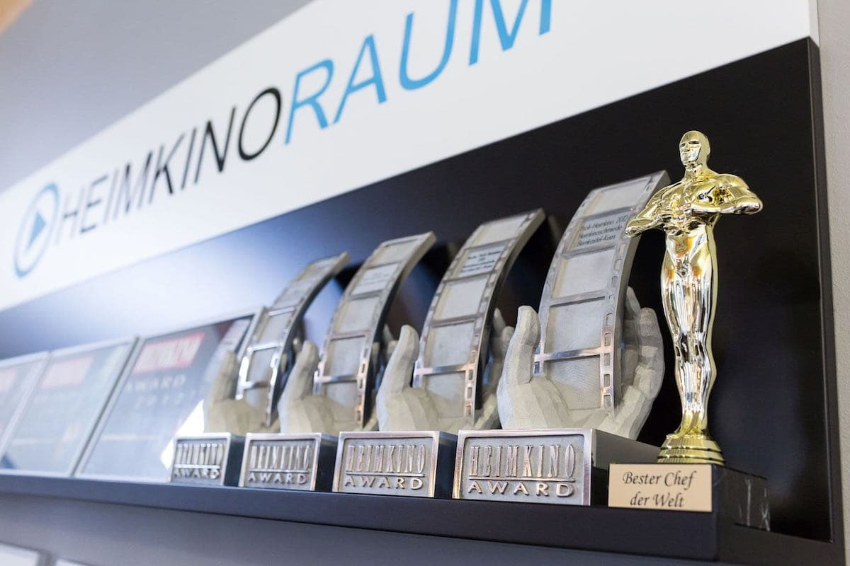 Heimkino Awards Luxemburg