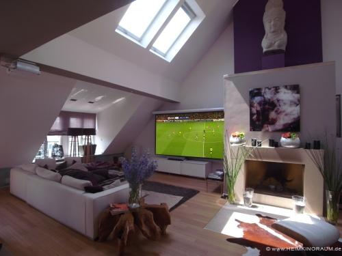 heimkino sarah. Black Bedroom Furniture Sets. Home Design Ideas