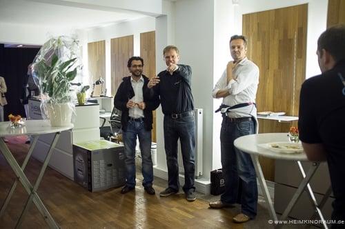 heimkinoraum k ln ffnet seine pforten heimkinoraum d. Black Bedroom Furniture Sets. Home Design Ideas