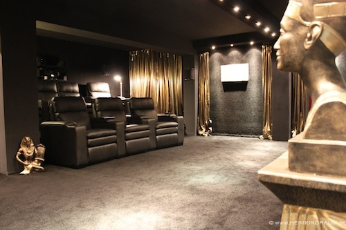 hcm heimkinosessel roma 2. Black Bedroom Furniture Sets. Home Design Ideas