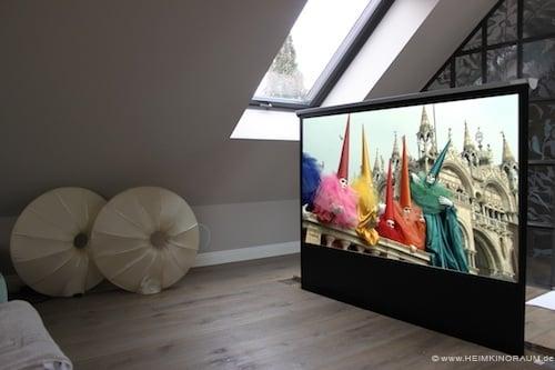 heimkino potama. Black Bedroom Furniture Sets. Home Design Ideas