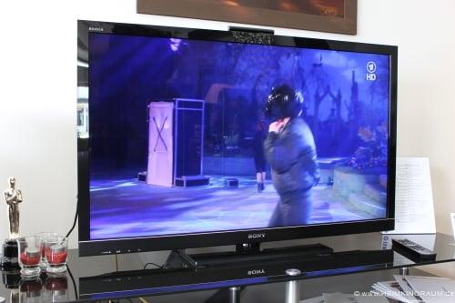 Neue Sony Tv