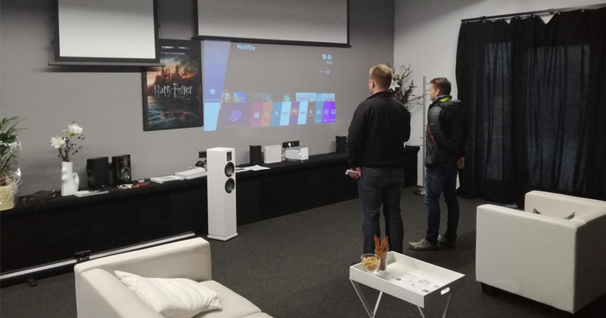 Heimkinoraum Wiesbaden Hat Eröffnet