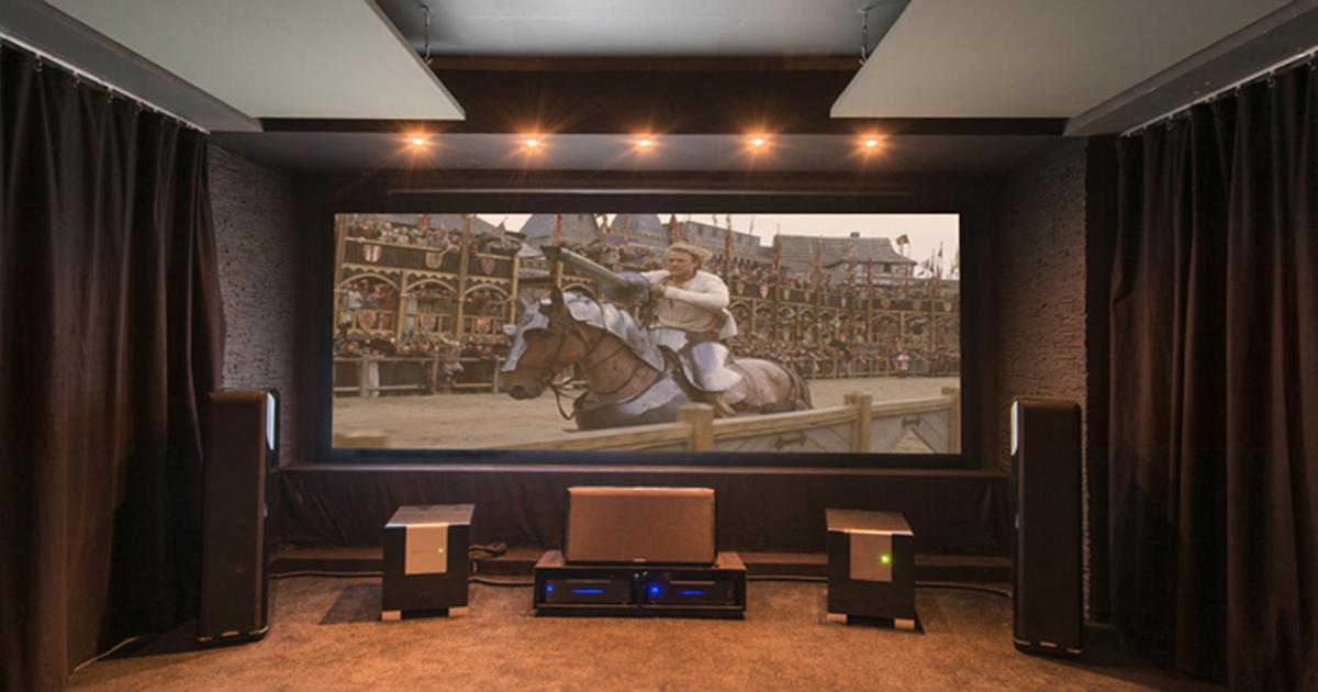 das neue referenzkino vom heimkinoraum k ln. Black Bedroom Furniture Sets. Home Design Ideas