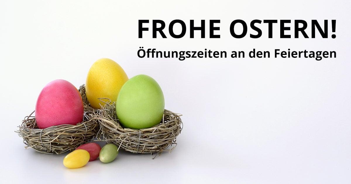 Samstag Ostern Geöffnet