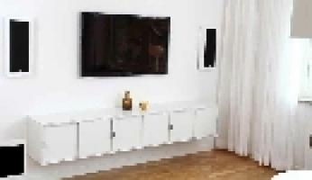 flatbox flache lautsprecher f r die wand heimkinora. Black Bedroom Furniture Sets. Home Design Ideas