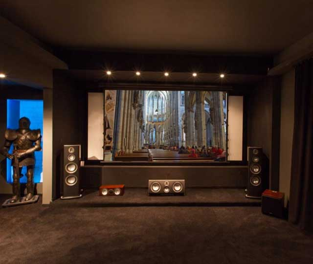 HEIMKINORAUM.de - Home Entertainment Lösungen, die bege