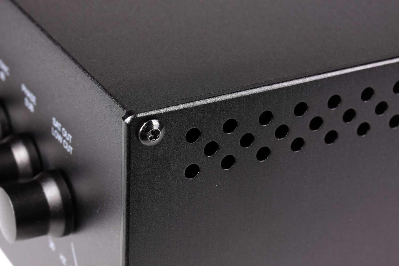 reckhorn a409 subwooferverst rker f r ibeam. Black Bedroom Furniture Sets. Home Design Ideas